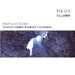 Hermann Keller - Schumann Metamorphoses and Piano Sonatas