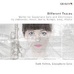 Different Traces - Ruth Velten, Saxophone Solo